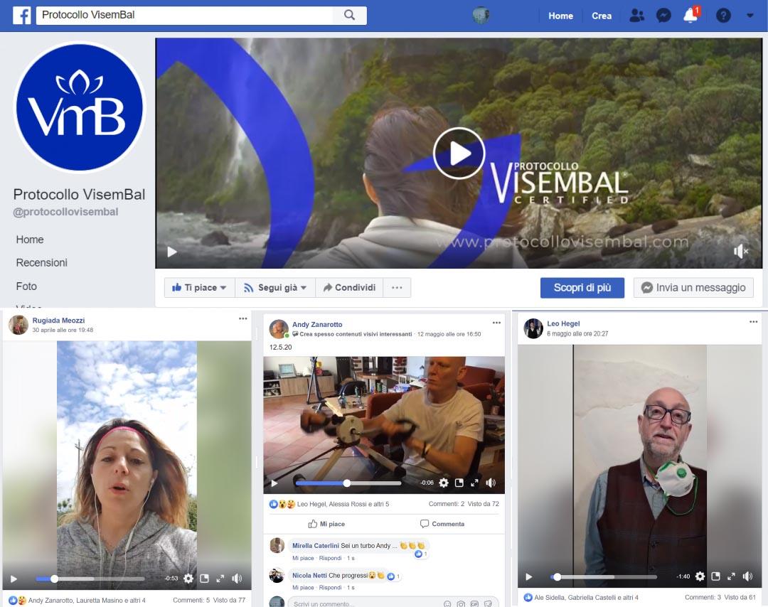 Protocollo Visembal FB