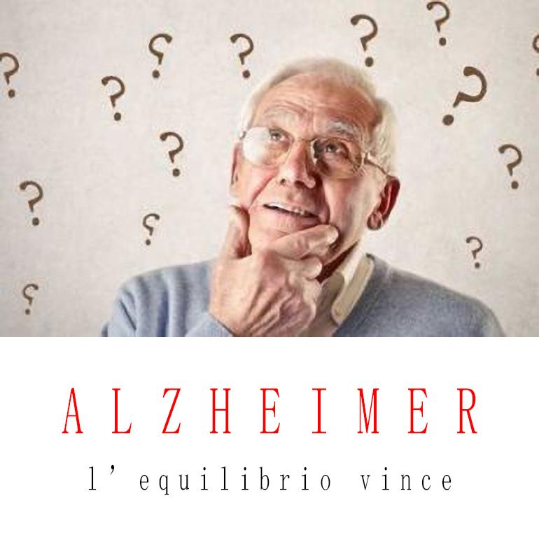 ALZHEIMER-DISEQUILIBRIO